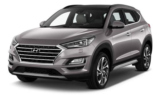 location Hyundai tucson a casablanca