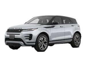 location range rover evoque