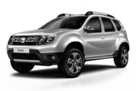 location dacia duster